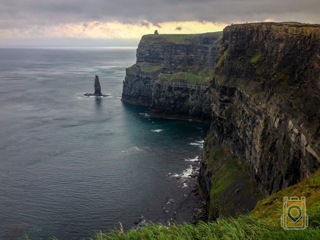 Ireland Destinations: The stunning Cliffs of Moher in County Clare, Ireland
