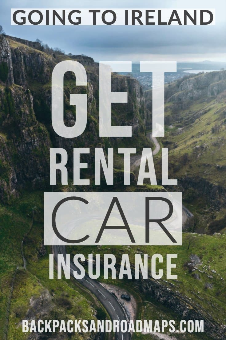 Going to Ireland? Get Rental Car Insurance