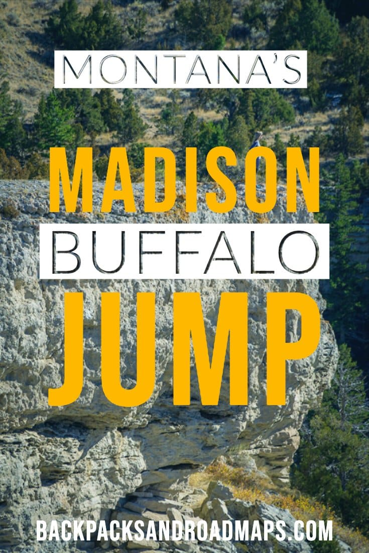 Little-Known Montana: Madison Buffalo Jump