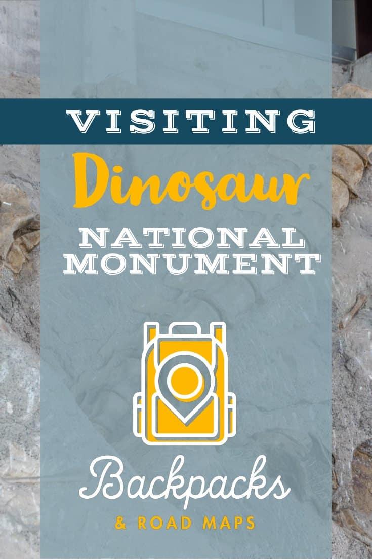 Visiting Dinosaur National Monument: Utah