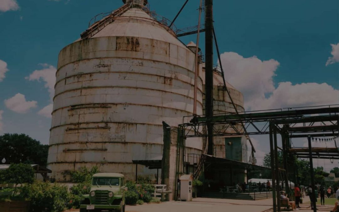 A Day Trip to Magnolia Market at the Silos