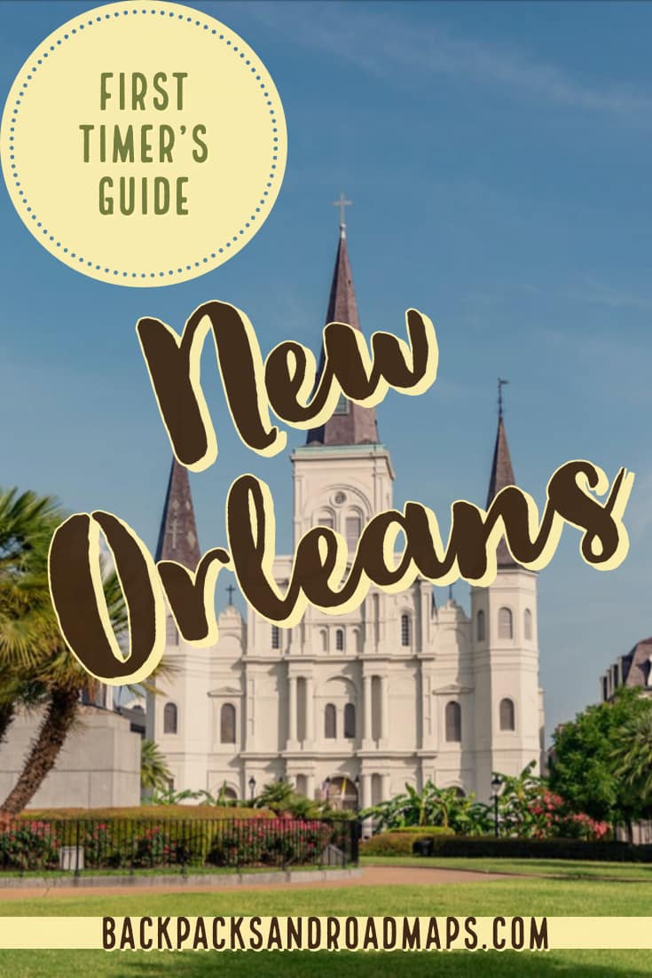Everything you need to know for your first trip to New Orleans. Information on where to stay, what to eat, and what to see and do in the Big Easy. #NewOrleans #NewOrleansTravel #NOLA #BigEasy #tripplanning #traveldestination